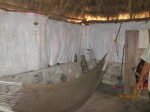 Wioska w lesie, okolice Cancun