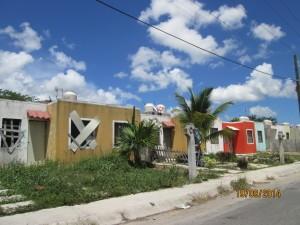 Ubogie dzielnice Cancun