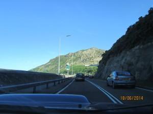 W drodze do Holyhead