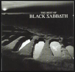 Grobowce z Heysham na okładce płyty Black Sabbath