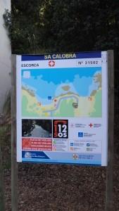 Sa Calobra, Majorka