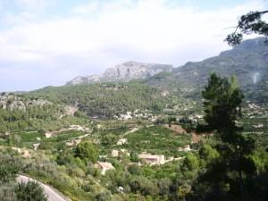 Zabytkowy pociąg do Sóller, Majorka