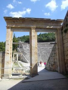 Epidaurus Theatre, Grecja