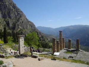 Delphi, Grecja
