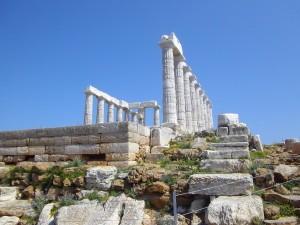 Sounio, Grecja