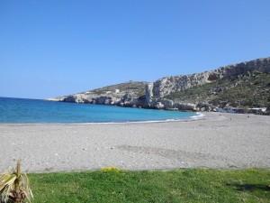 Zatoka gdzieś w okolicach Sounio, Grecja