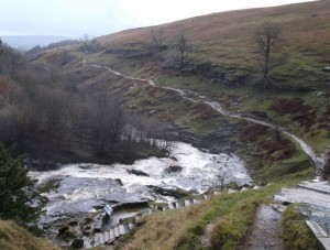 Ingleton Waterfalls Trail, Anglia-2