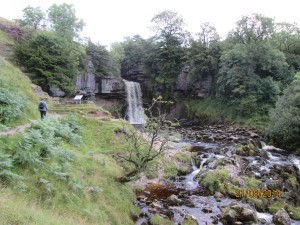 Ingleton Waterfalls Trail, Anglia