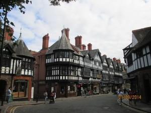 Chester, Anglia