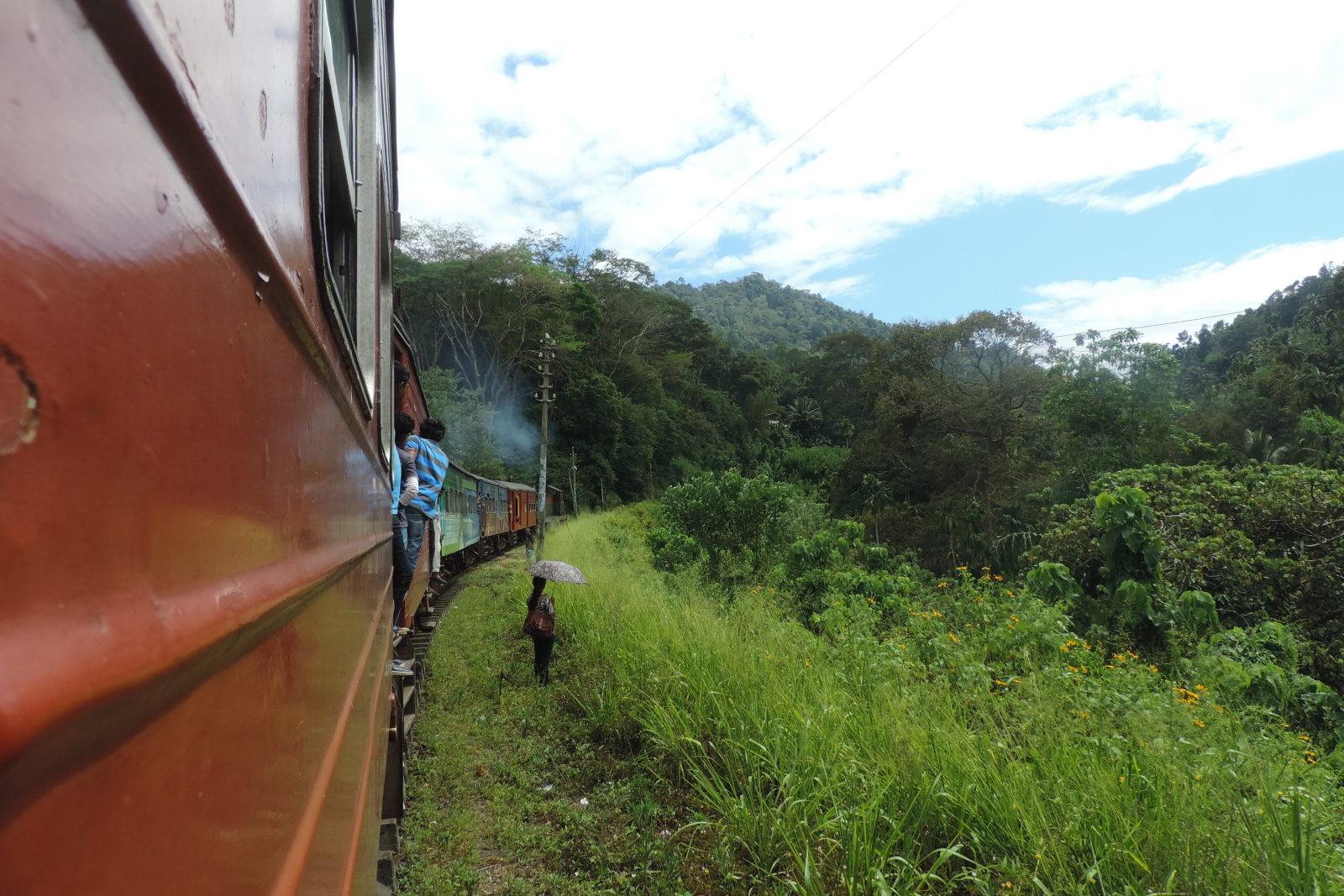 Pociąg Kandy-Ella