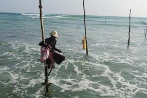 Rybacy na kiju, Galle