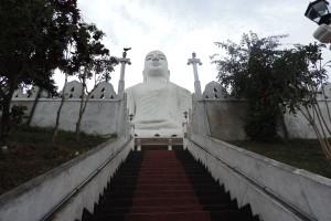 Biały Budda