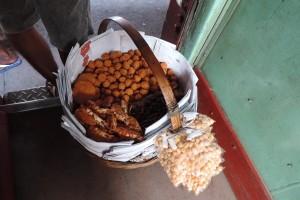 Jedzenie w pociągu, Sri Lanka