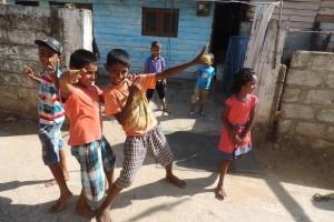 Dzieci na Sri Lance