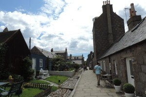 Szkocja, Aberdeen, Fittie