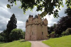Szkocja, Craigievar Castle