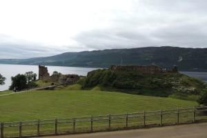 Szkocja, Loch Ness, Urquhart Castle