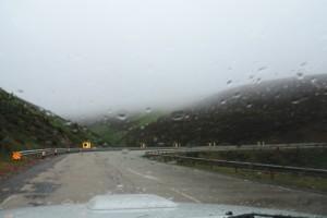 Szkocja (północ), w drodze z Inverness do Huna