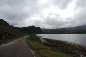 Szkocja (północ), na trasie Thurso - Scourie - Ullapool - Isle of Skye