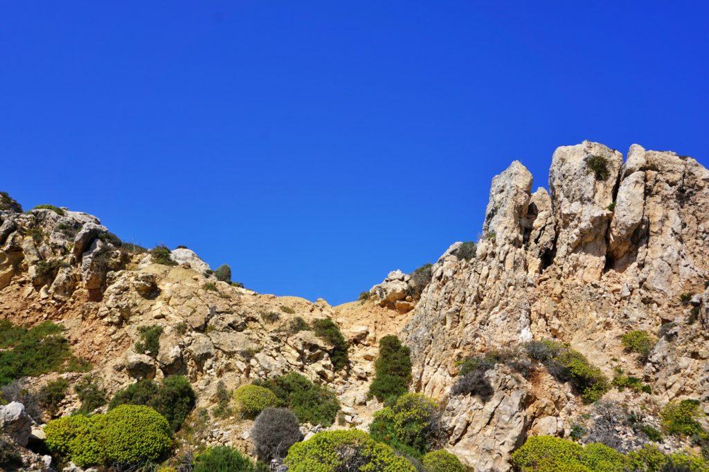 Trasa spacerowa - okolice Halfa Rock