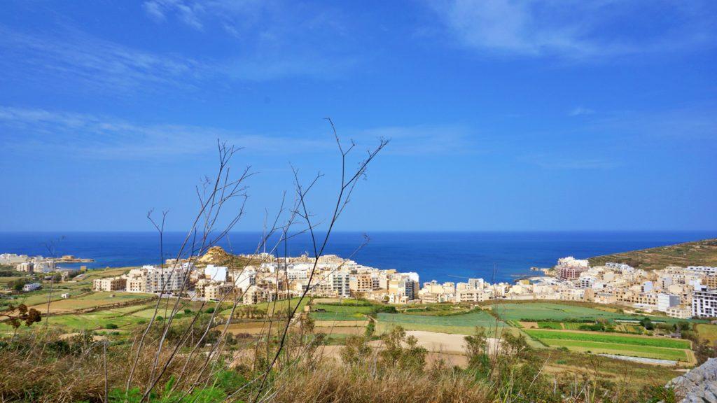 Droga do Tas-Salvatur, Gozo, Malta