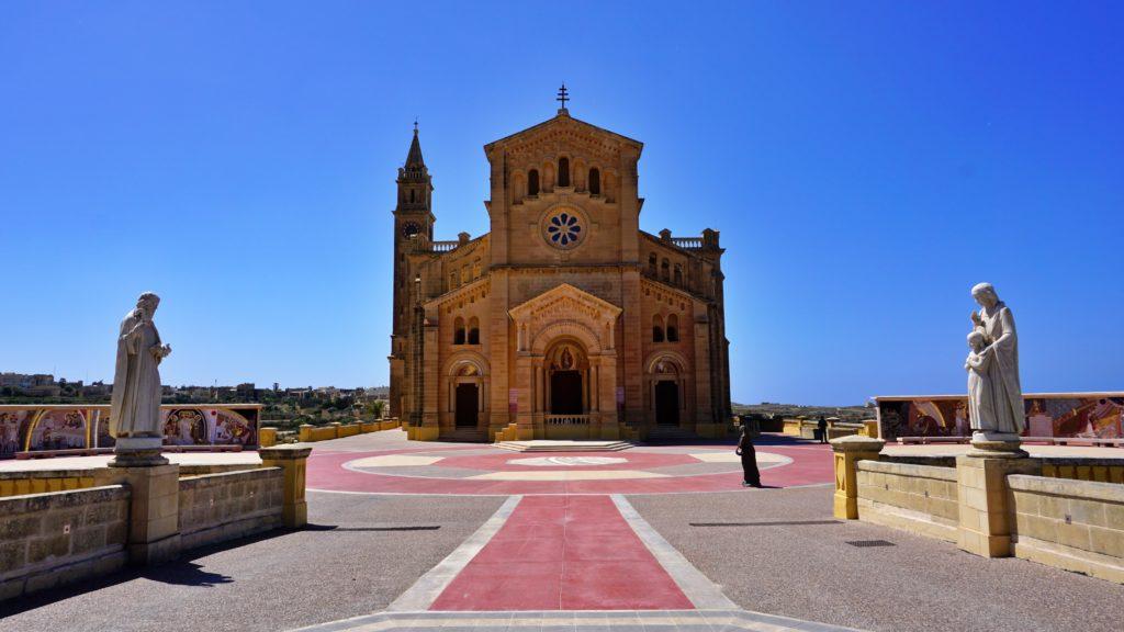 Bazylika Ta' Pinu, Gozo