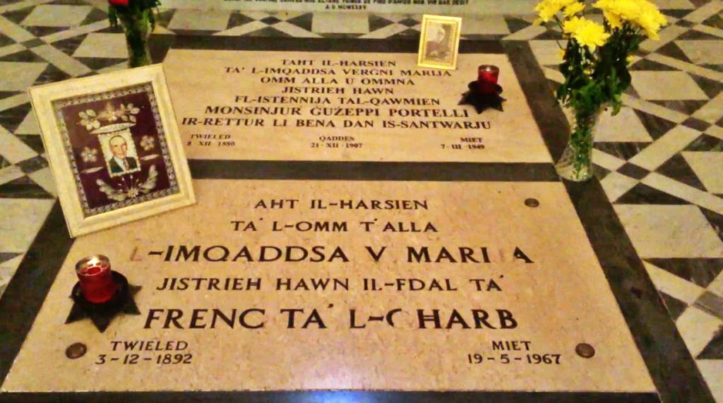 Frenc Ta L-Gharb - krypta